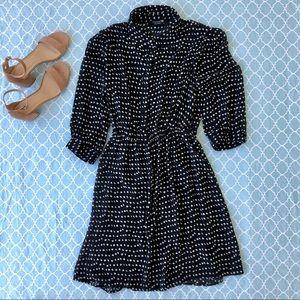 F21 Polka Dot Dress
